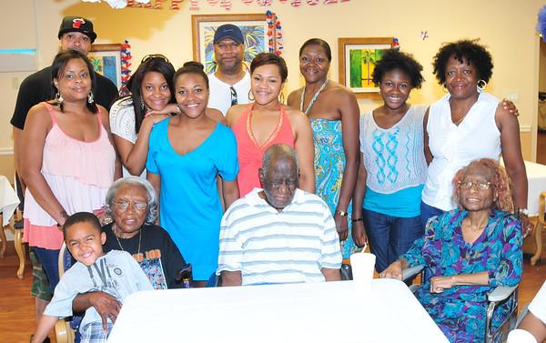 Ella Ivey Reunion 2012